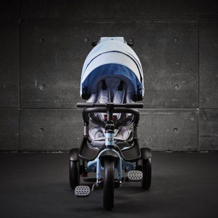 Трехколесный велосипед Bentley BN2LB голубой цвет (трансформер)