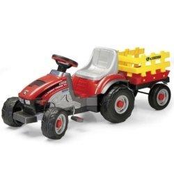 Трактор детский педальный Peg-Perego Mini Tony Tigre